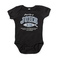 john316dty.png Baby Bodysuit