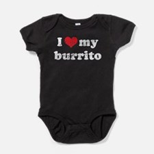 ilveburrito.png Baby Bodysuit