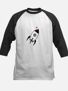 little rocket monster Baseball Jersey