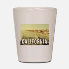 On the Shore Shot Glass