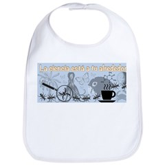 Science is all around you Bib