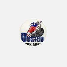 BOSTON RUNS AGAIN (Master) Mini Button (10 pack)