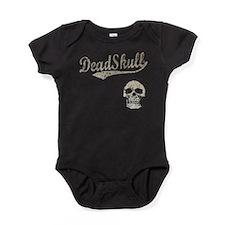 deadskullshirt.png Baby Bodysuit