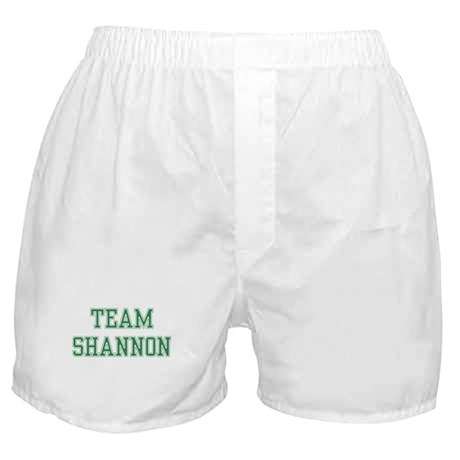TEAM SHANNON Boxer Shorts