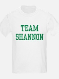 TEAM SHANNON  Kids T-Shirt