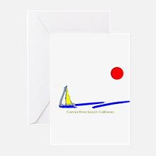 Carpinteria City Greeting Cards (Pk of 10)