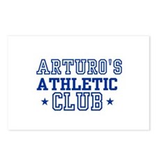 Arturo Postcards (Package of 8)