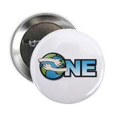 "ONE - 2.25"" Button"