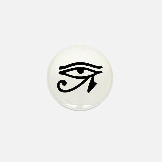 Eye of Horus Mini Button (100 pack)