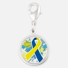 Down Syndrome Splatter Charms