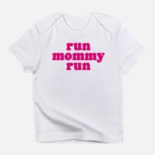 Cute Cross country runner Infant T-Shirt
