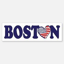 Boston Bumper Bumper Bumper Sticker