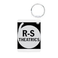 R-S Logo Inverted Keychains