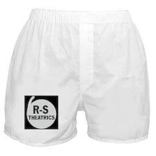 R-S Logo Inverted Boxer Shorts