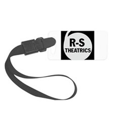 R-S Logo Inverted Luggage Tag
