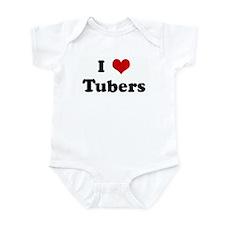 I Love Tubers Infant Bodysuit
