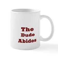 The Dude Abides Mug