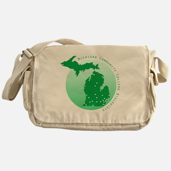 Cute Community college Messenger Bag