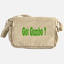 Got Gumbo ? Messenger Bag