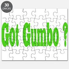 Got Gumbo ? Puzzle