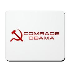Comrade Obama Mousepad