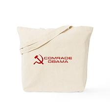 Comrade Obama Tote Bag