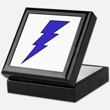 The Lightning Bolt 7 Shop Keepsake Box