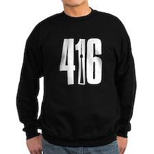 416 CN TOWER SILHOUETTE Sweatshirt