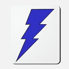 The Lightning Bolt 7 Shop Mousepad