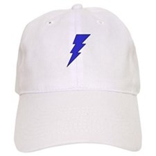 The Lightning Bolt 7 Shop Baseball Cap