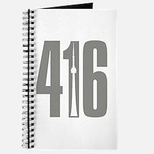 416 CN TOWER Gray Journal