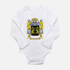 Carroll Long Sleeve Infant Bodysuit