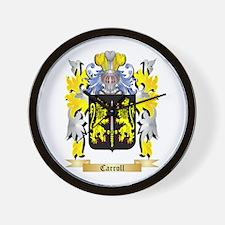 Carroll Wall Clock