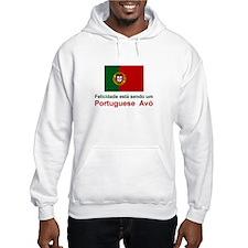 Happy Portuguese Avo (Grandfather) Hoodie
