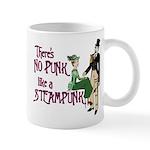 No Punk Like a Steampunk Mug