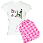 No Punk Like a Steampunk Women's Light Pajamas