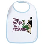 No Punk Like a Steampunk Bib
