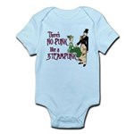 No Punk Like a Steampunk Infant Bodysuit