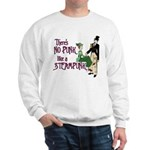 No Punk Like a Steampunk Sweatshirt