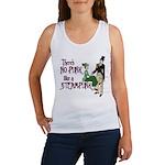 No Punk Like a Steampunk Women's Tank Top