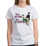 No Punk Like a Steampunk Women's T-Shirt