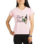 No Punk Like a Steampunk Performance Dry T-Shirt