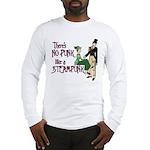 No Punk Like a Steampunk Long Sleeve T-Shirt
