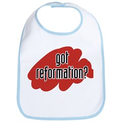 reform yourself Bib