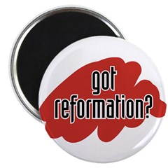reform yourself Magnet