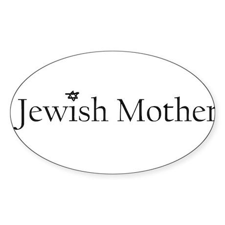 3-jewishmother Sticker