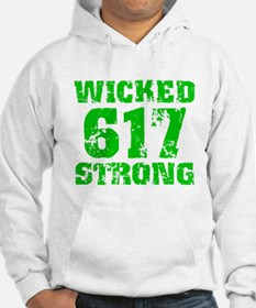 Wicked 617 Strong Hoodie