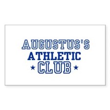Augustus Rectangle Decal