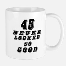 45 Birthday Designs Mug