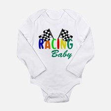 Racing Baby Body Suit